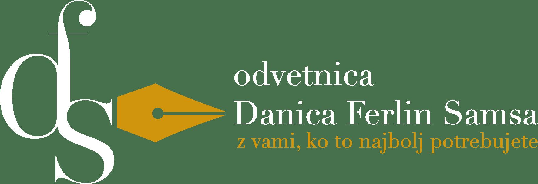 Odvetnica Danica Ferlin Samsa